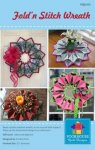 Fold´N Stitch Wreath, m�nster